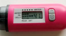 体験2週間目の水分チェッカー