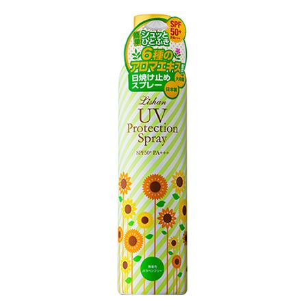 リシャン 大容量UVスプレー(アロマミックスの香り)